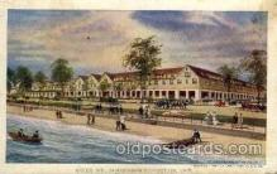 exp040039 - Jamestown Exposition 1907, Near Norfolk, Virginia, USA Postcard Post Card