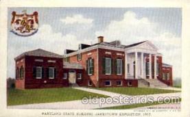 exp040049 - Jamestown Exposition 1907, Near Norfolk, Virginia, USA Postcard Post Card