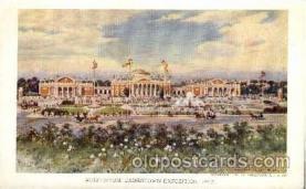 exp040051 - Jamestown Exposition 1907, Near Norfolk, Virginia, USA Postcard Post Card