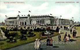 exp040053 - Jamestown Exposition 1907, Near Norfolk, Virginia, USA Postcard Post Card