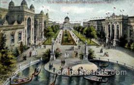 exp040056 - Jamestown Exposition 1907, Near Norfolk, Virginia, USA Postcard Post Card