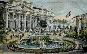 exp040065 - Auditorium Jamestown Exposition 1907, Postcard Post Card