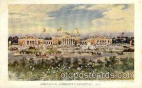 exp040066 - Auditorium Jamestown Exposition 1907, Postcard Post Card