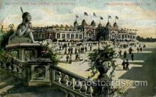 exp040067 - Manufactures and Liberal art building Jamestown Exposition 1907, Postcard Post Card