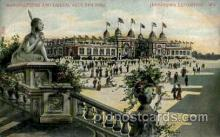 exp040073 - Manufactures and Liberal art building Jamestown Exposition 1907, Postcard Post Card