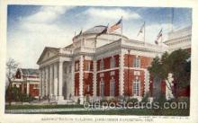exp040075 - Administration building Jamestown Exposition 1907, Postcard Post Card
