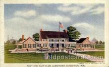 exp040078 - Army and army club Jamestown Exposition 1907, Postcard Post Card