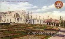 exp050005 - Alaska - Yukon Pacific Exposition, Seattle Washington, USA Postcard Post Card