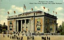 exp050014 - Alaska - Yukon Pacific Exposition, Seattle Washington, USA Postcard Post Card