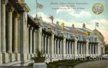 exp050029 - Alaska - Yukon Pacific Exposition, Seattle Washington, USA Postcard Post Card