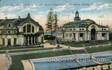 exp050031 - Alaska - Yukon Pacific Exposition, Seattle Washington, USA Postcard Post Card