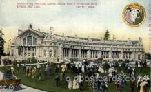 exp050034 - Alaska - Yukon Pacific Exposition, Seattle Washington, USA Postcard Post Card