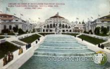 exp050044 - Alaska - Yukon Pacific Exposition, Seattle Washington, USA Postcard Post Card