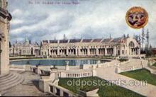 exp050047 - Alaska - Yukon Pacific Exposition, Seattle Washington, USA Postcard Post Card