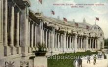 exp050056 - Alaska - Yukon Pacific Exposition, Seattle Washington, USA Postcard Post Card