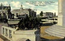 exp050069 - Alaska - Yukon Pacific Exposition, Seattle Washington, USA Postcard Post Card