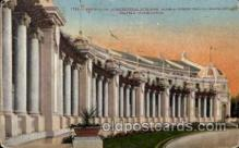 exp050073 - Alaska - Yukon Pacific Exposition, Seattle Washington, USA Postcard Post Card
