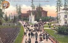 exp050079 - Looking North on Pacific Avenue 1909 Alaska - Yukon Pacific Exposition Seattle Washington, USA Postcard Post Card