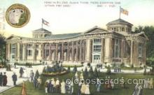 exp050088 - Forestry Building 1909 Alaska - Yukon Pacific Exposition Seattle Washington, USA Postcard Post Card