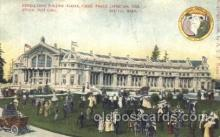 exp050107 - Agricultural Building 1909 Alaska - Yukon Pacific Exposition Seattle Washington, USA Postcard Post Card
