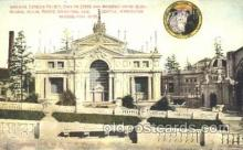 exp050131 - Oriental Foreign Exhibit Building 1909 Alaska - Yukon Pacific Exposition Seattle Washington, USA Postcard Post Card