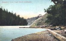 exp050141 - Smugglers Cove 1909 Alaska - Yukon Pacific Exposition Seattle Washington, USA Postcard Post Card