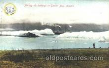 exp050221 - Glacier Bay 1909 Alaska - Yukon Pacific Exposition Seattle Washington, USA Postcard Post Card