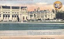 exp050225 - Oriental Foreign Exhibit Building 1909 Alaska - Yukon Pacific Exposition Seattle Washington, USA Postcard Post Card