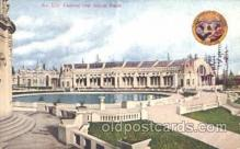 exp050239 - Geyser Basin 1909 Alaska - Yukon Pacific Exposition Seattle Washington, USA Postcard Post Card