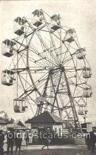 exp050250 - Ferris Wheel 1909 Alaska - Yukon Pacific Exposition Seattle Washington, USA Postcard Post Card