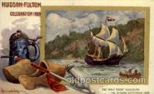 exp060005 - Hudson - Fulton 1909 Celebration Exposition Postcard Post Card