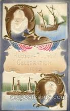 exp060025 - Hudson - Fulton 1909 Celebration Exposition Postcard Post Card