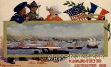 exp060041 - Hudson - Fulton 1909 Celebration Exposition Postcard Post Card