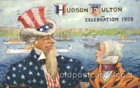 exp060053 - Fulton Celebration 1909 Old Vintage Antique Postcard Post Card