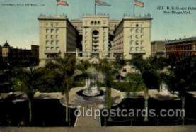 exp070028 - Panama - California Exposition, San Diego 1915, Postcard Post Card