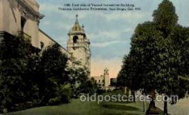 exp070032 - Panama - California Exposition, San Diego 1915, Postcard Post Card