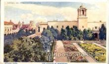 exp070037 - Panama - California Exposition, San Diego 1915, Postcard Post Card
