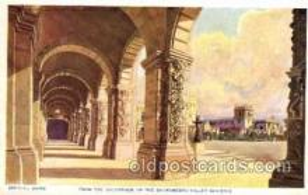 exp070045 - Panama - California Exposition, San Diego 1915, Postcard Post Card