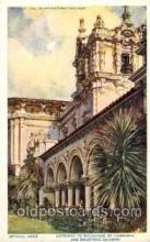 exp070048 - Panama - California Exposition, San Diego 1915, Postcard Post Card
