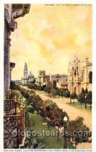 exp070049 - Panama - California Exposition, San Diego 1915, Postcard Post Card