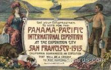 exp080010 - Pan. Pac. Int Exp., San Francisco California, USA 1924