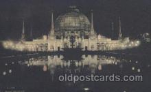 exp080186 - Palace of Horticulture 1915 Panama International Exposition, San Francisco, California USA Postcard Post Card