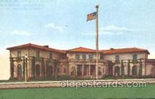 exp080188 - North Dakota State Building 1915 Panama International Exposition, San Francisco, California USA Postcard Post Card