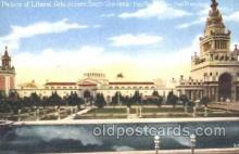 exp080192 - Palace of Liberal Arts 1915 Panama International Exposition, San Francisco, California USA Postcard Post Card