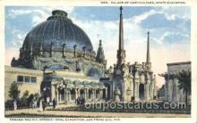 exp080243 - Palace of Horticulture 1915 Panama International Exposition, San Francisco, California USA Postcard Post Card