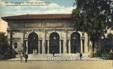 exp080253 - Hawaiian State Building 1915 Panama International Exposition, San Francisco, California USA Postcard Post Card