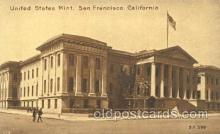 exp080257 - United States Mint 1915 Panama International Exposition, San Francisco, California USA Postcard Post Card
