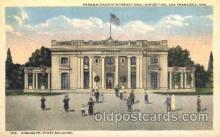 exp080268 - Mississippi State Building 1915 Panama International Exposition, San Francisco, California USA Postcard Post Card
