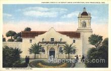 exp080273 - Texas State Building 1915 Panama International Exposition, San Francisco, California USA Postcard Post Card