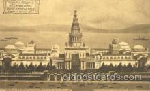 exp080279 - 1915 Panama International Exposition, San Francisco, California USA Postcard Post Card